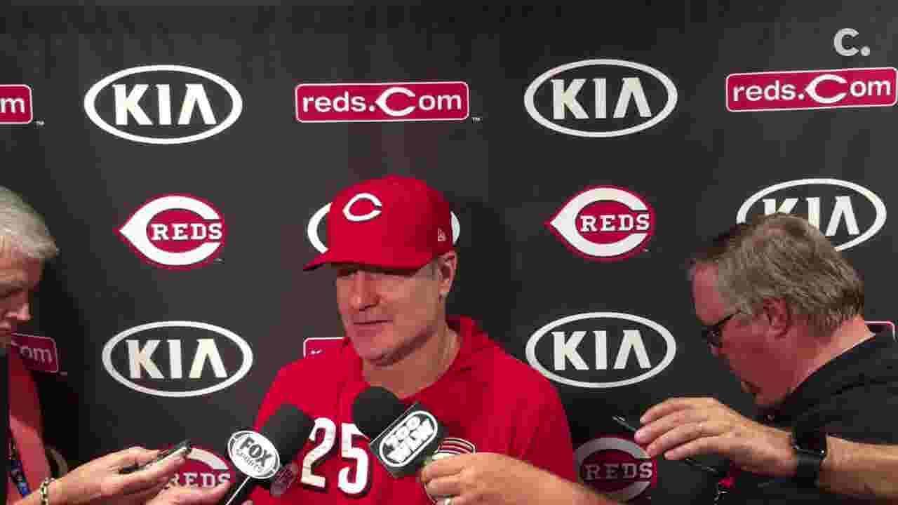 RedsXtra: How Trevor Bauer will help Michael Lorenzen gain velocity on his fastball