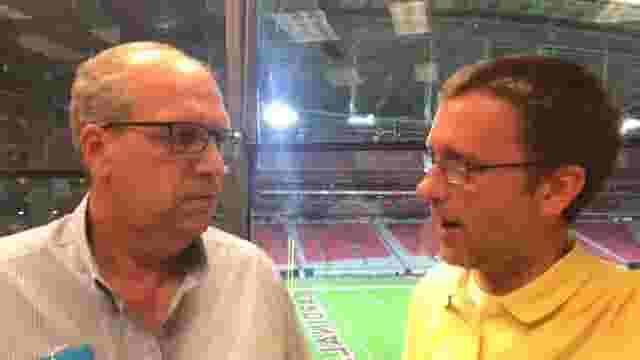 Why Detroit Lions' Darius Slay thinks the Vikings have the best stadium atmosphere