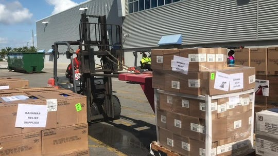 Bahamas help: Carnival sends cruise ships with relief supplies for Hurricane Dorian victims