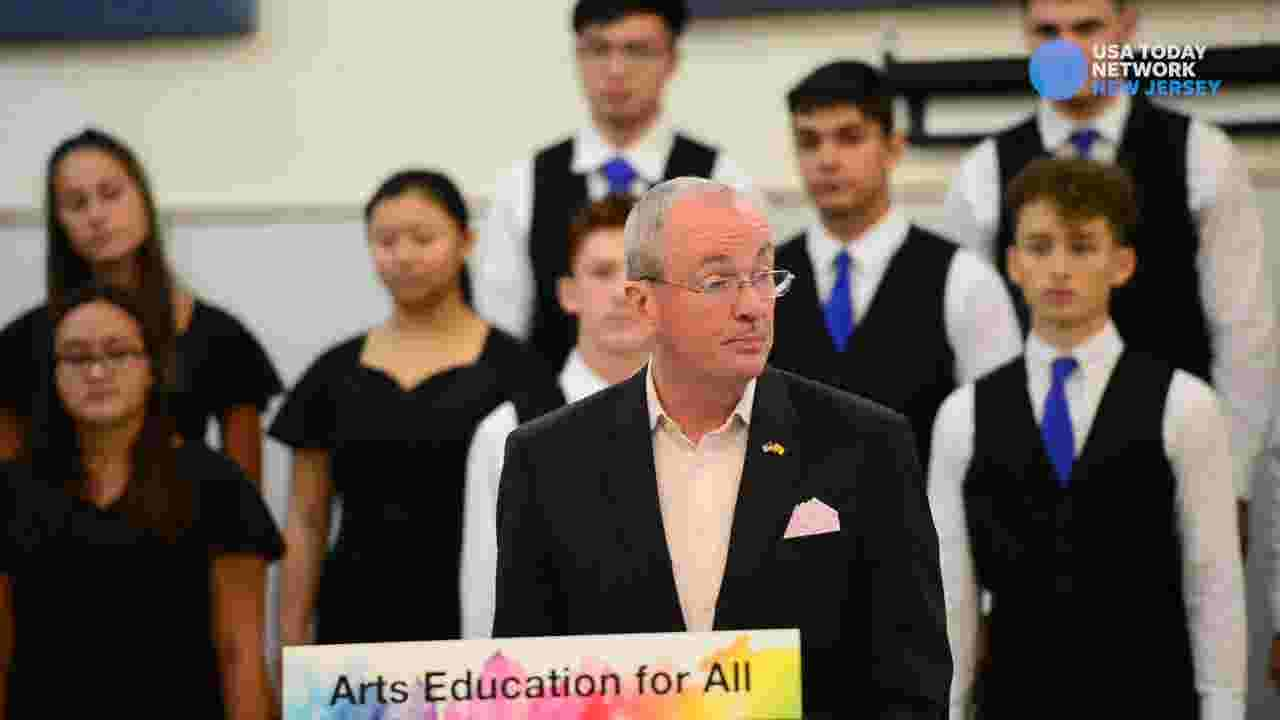 New Jersey first in nation to give all students access to arts education in public schools