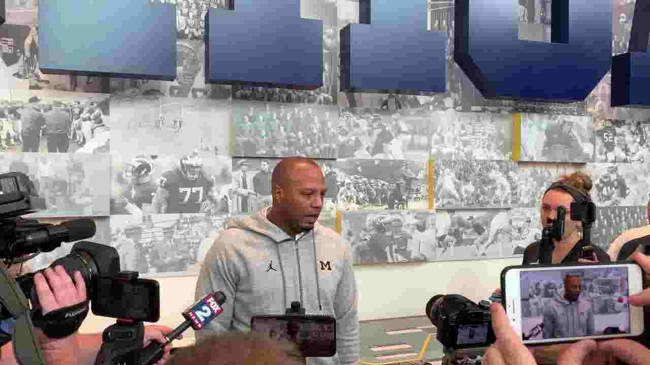 Michigan football mailbag: Is Jim Harbaugh holding team back?