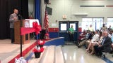 Sabal Palm celebrated the honor Tuesday morning.