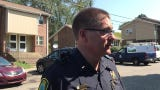 Lt. Chuck Sams said initial callers reported three or four gunshots on Black Street in Asheville September 10, 2019.
