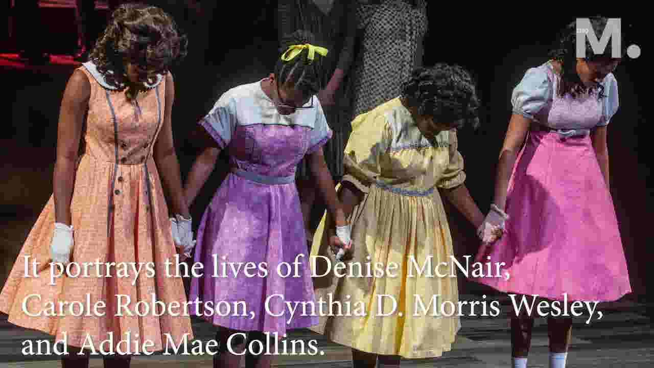 Rep. Terri Sewell brings 'Four Little Girls' Montgomery student cast to D.C.