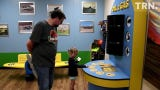The Museum of North Texas History unveiled its new children's exhibit Thursday with interactive displays for kids of all ages.