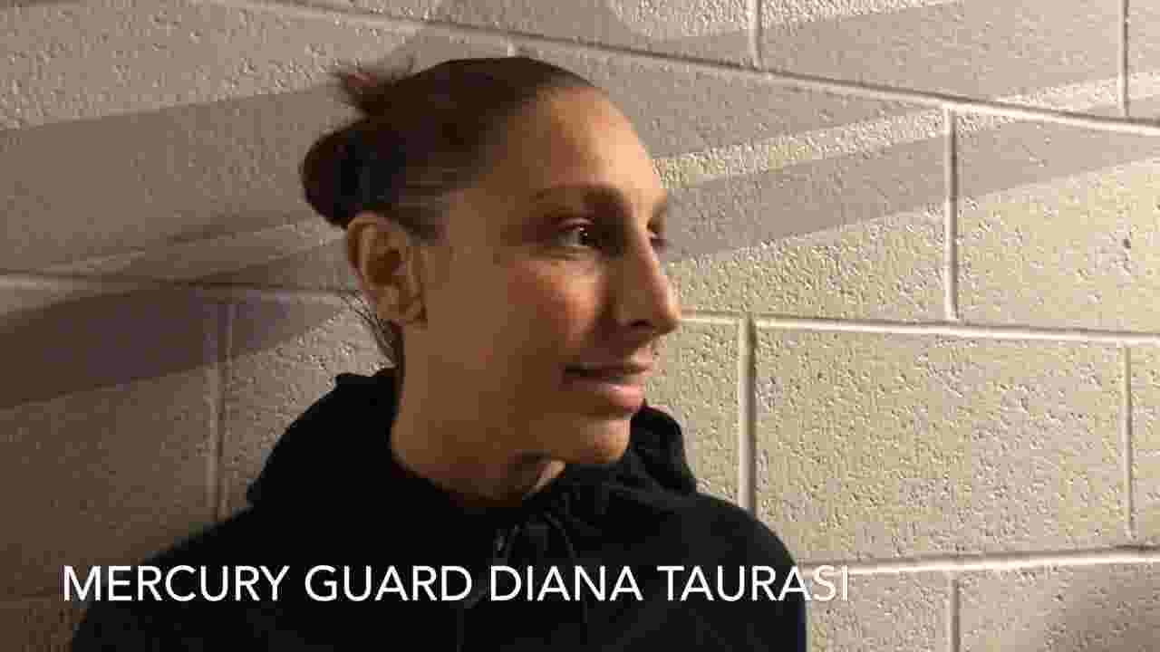 Diana Taurasi, Brittney Griner plan to return for Phoenix Mercury in 2020