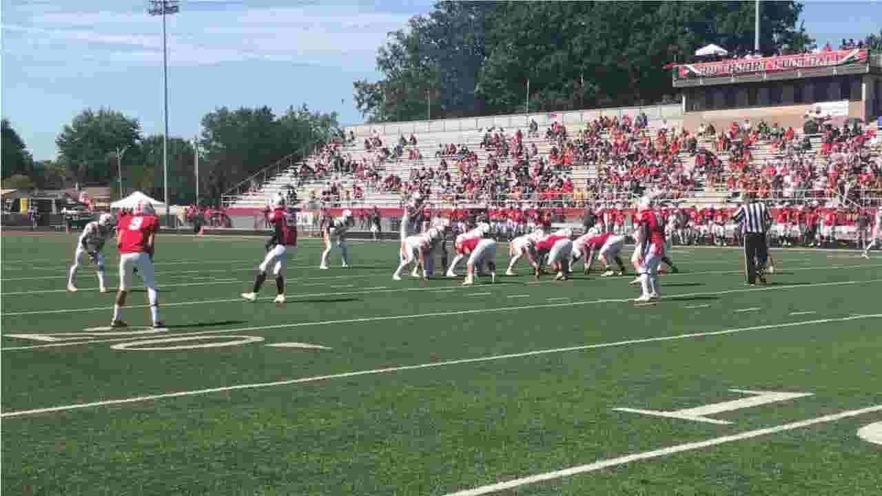 Gibson Southern football shows it can compete with anyone in loss to Southport