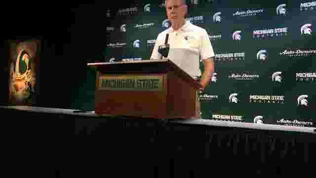 Pac-12: Referees blew call at end of Michigan State football loss to Arizona State