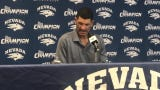 Nevada head coach Jay Norvell discusses the importance of the Wolf Pack's upcoming game against UTEP.