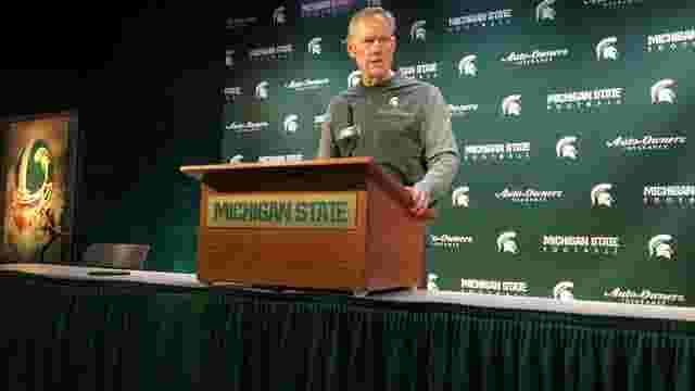 Why Michigan State's Mark Dantonio needs more 'Little Giants' moments
