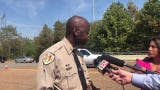 Capt. Anthony Buckner discusses the ongoing efforts in the search for Taquila Hayes, who was reported missing in August