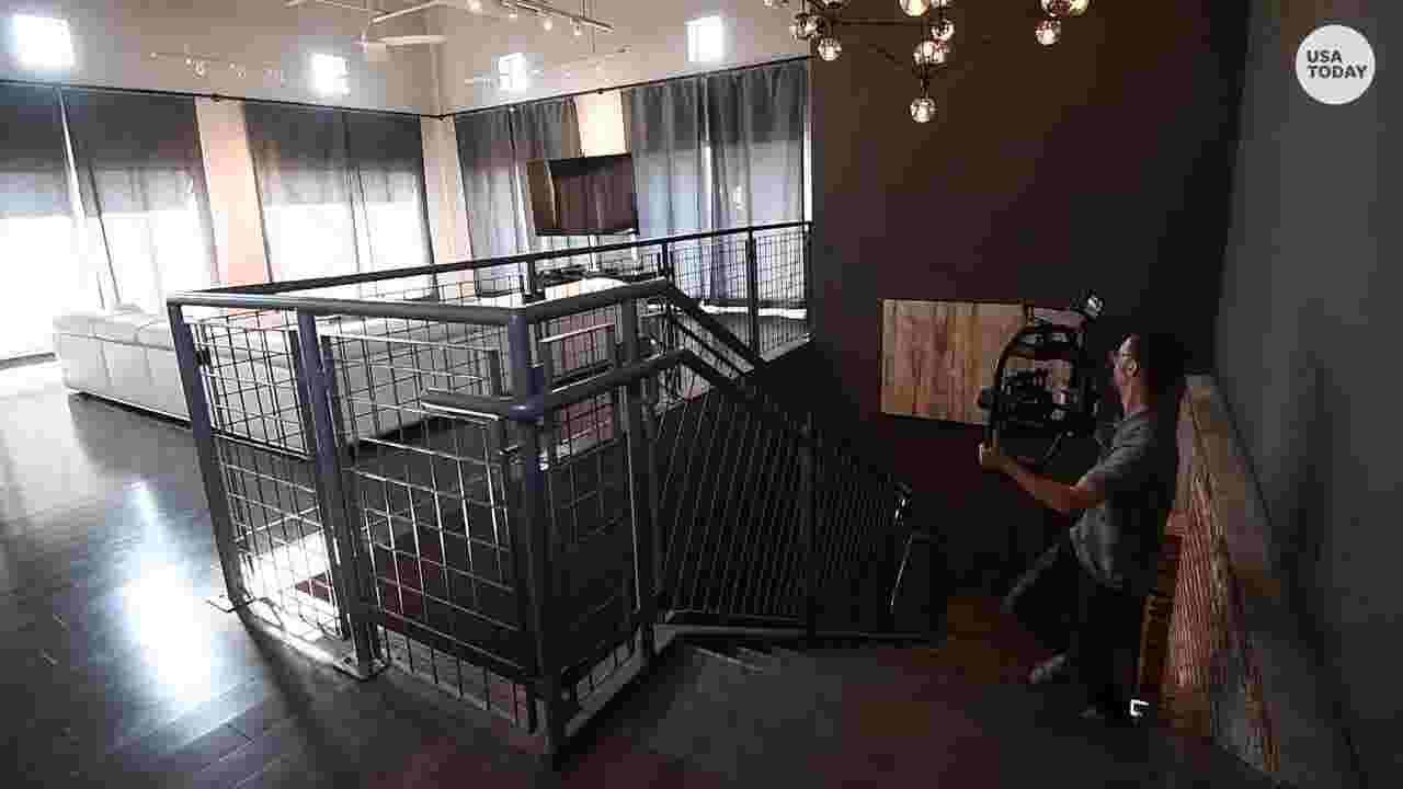 Titans Adoree' Jackson has a knack for home decor