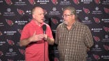 azcentral sports' Kent Somers and Bob McManaman preview the Cardinals' home game against the Carolina Panthers.