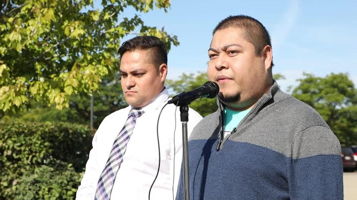 Immigrant asks for life-saving deferral from USCIS