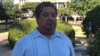 Camille Garcia's father, Frederick Garcia, gave an emotional interview after his daughter's murderer was sentenced to life in prison.