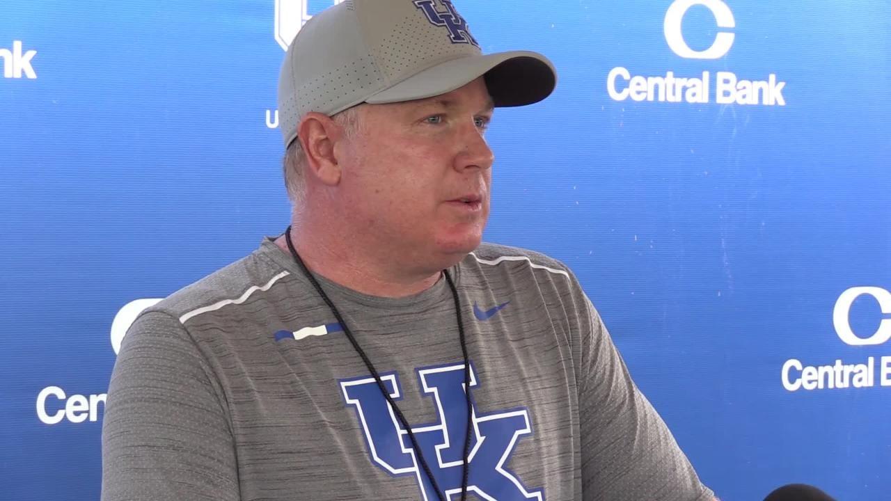 Kentucky football: Mark Stoops addresses Kash Daniel, Mississippi State
