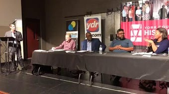 """YDR and the York County History Center held a forum titled """"Perspectives on York, 1969-2019, what led to York's revolts and what remains to be done."""""""