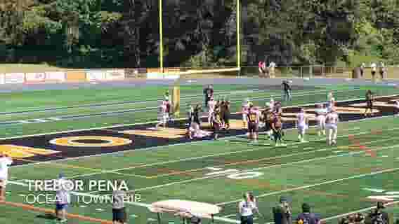 low priced 1b0be c8f5a NJ Football: Trebor Pena, a Temple University commit, powers ...