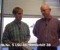 Analysis: How Vanderbilt lost 66-38 to No. 5 LSU, and what lies ahead