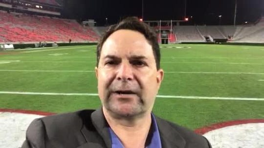 Notre Dame laments missed chances against Georgia but believes it proved it can play with anyone