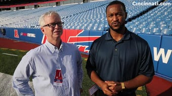 Enquirer beat writers Tyler Dragon and John Fay wrap up the Bengals 21-17 loss to the Buffalo Bills in Week 3.