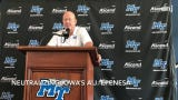 MTSU coach Rick Stockstill previews this weekend's matchup with Iowa.