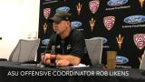 ASU's Herm Edwards, Rob Likens on ties to Cal