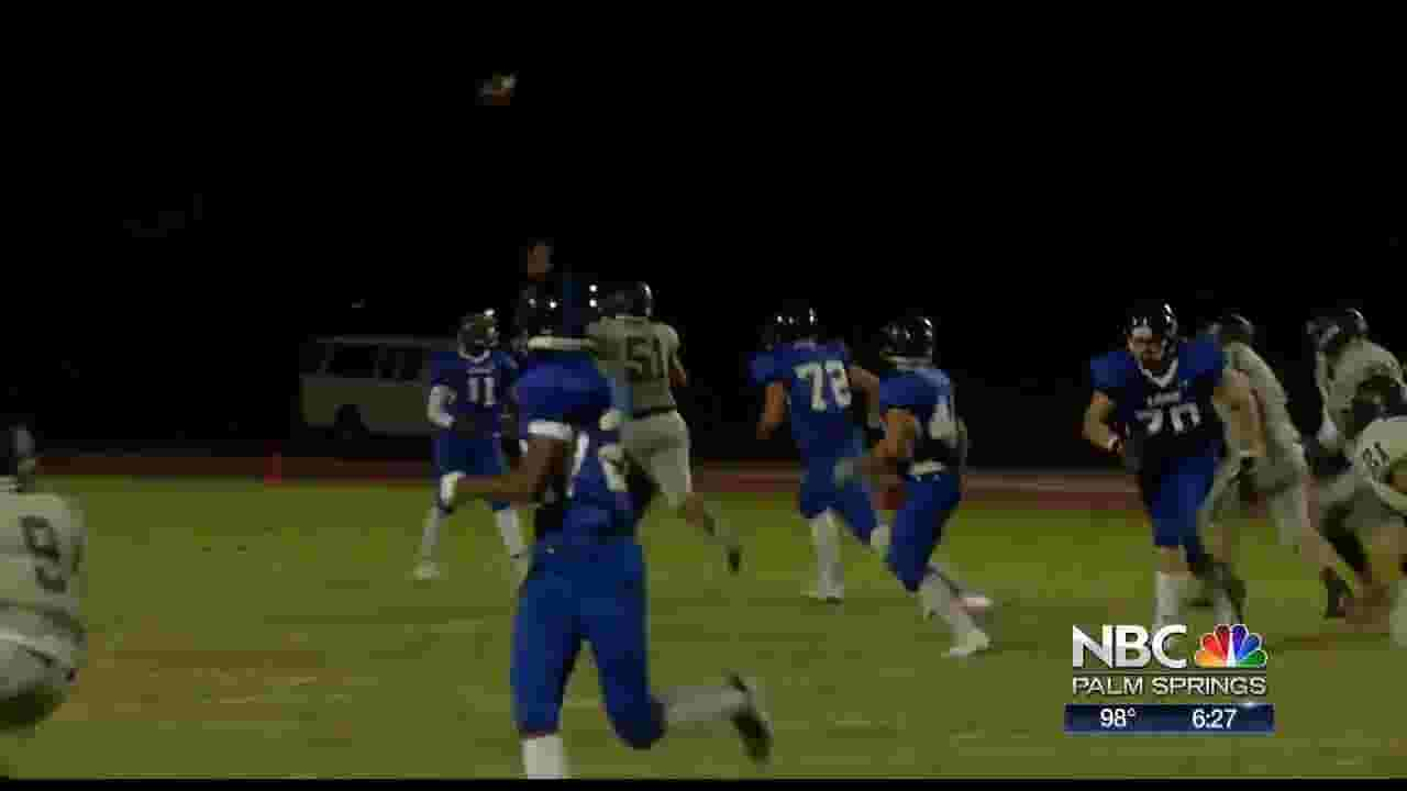 Wallace brothers have made 'crazy ... difference' in Cathedral City Lions football