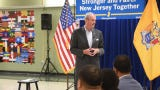 Gov. Phil Murphy holds  a town hall in Teaneck